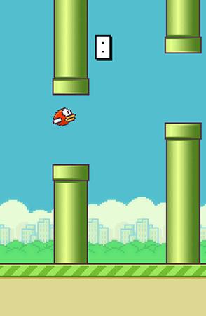 Hình ảnh game Flappy Bird cho Android, tải game Flappy Bird Android miễn phí mới nhất