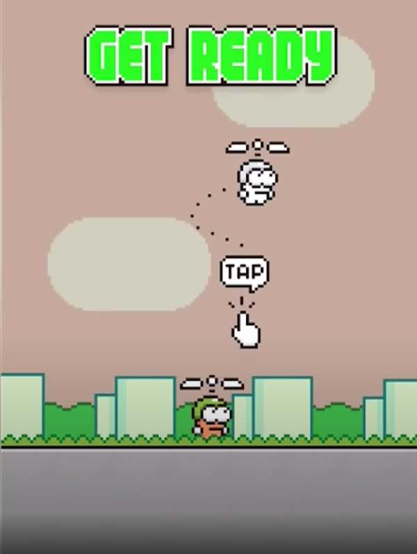 Game Swing Copters Android
