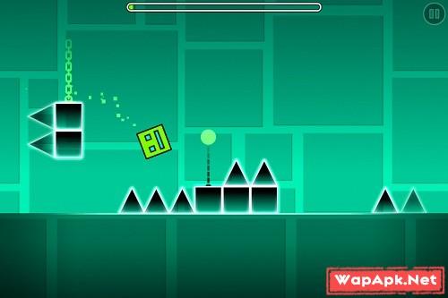 Chơi game Geometry Dash trên Android
