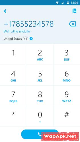 Gọi điện miễn phí bằng 3g/wifi với skype apk