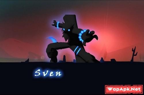 Nhân vật trong game League of Stickman Android