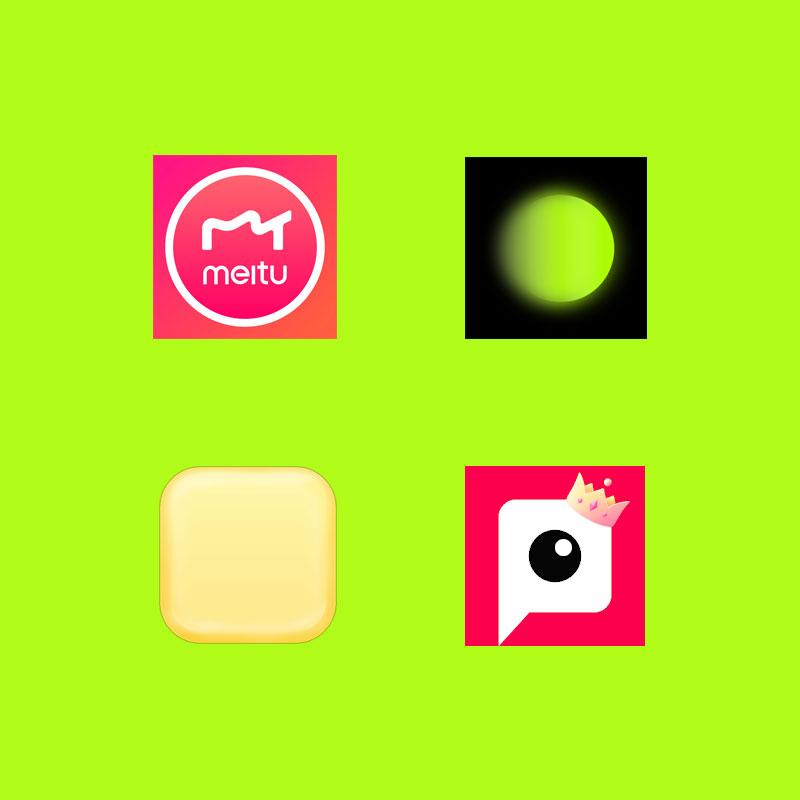 Các app chỉnh ảnh Trung Quốc đẹp